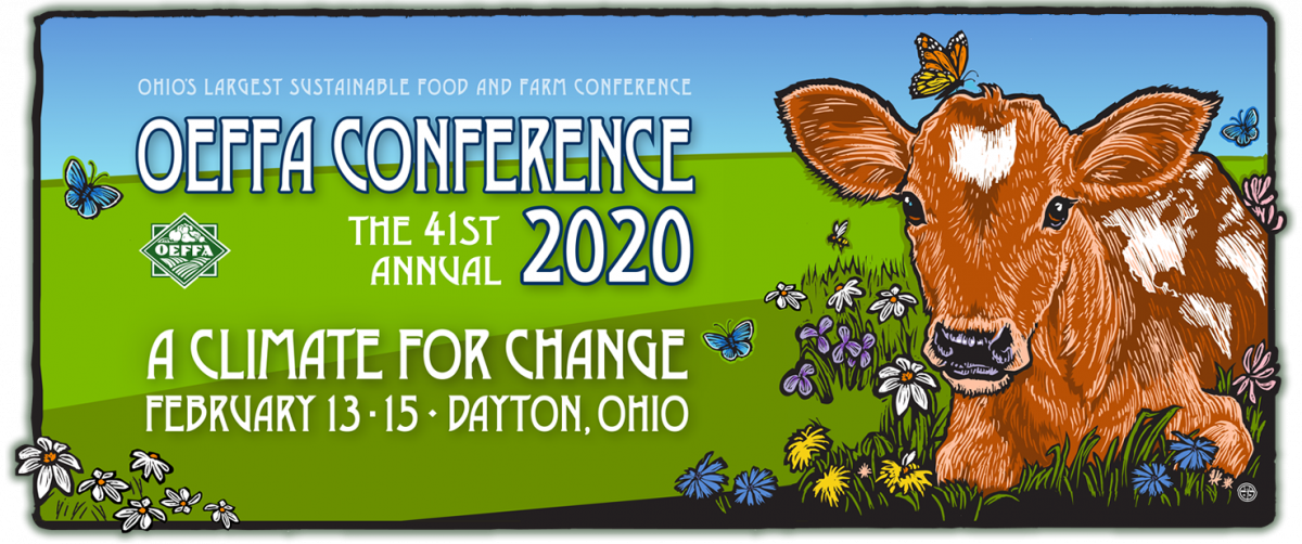 OEFFA's 2020 conference is Feb 13-15 in Dayton, Ohio