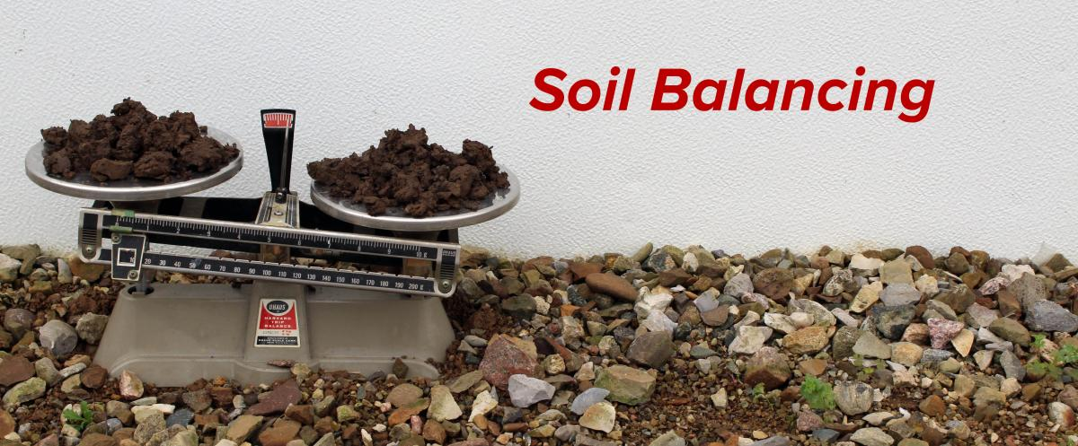 Ohio State is studying the use and effects of soil balancing