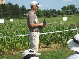 Ohio State's Matthew Kleinhenz, moderator for upcoming Soil Balancing events