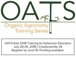 OATS Organic Train the Trainer